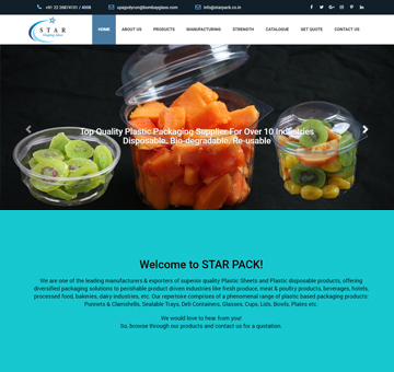 Products Static Website